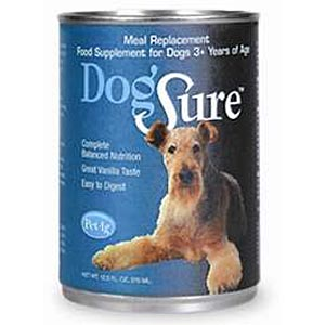 PetAg DogSure Meal Replacement for Dogs, 11 oz