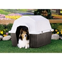 Petmate Barnhome Dog House, Medium