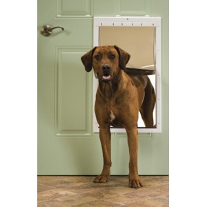 PetSafe Plastic Pet Door, Extra Large