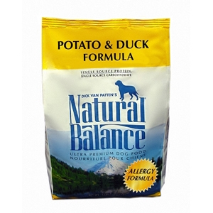 Potato & Duck Formula Dog Food, 5 lb - 6 Pack