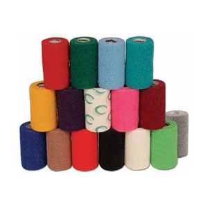 "PowerFlex Bandage 4"" x 5 yds, Purple 