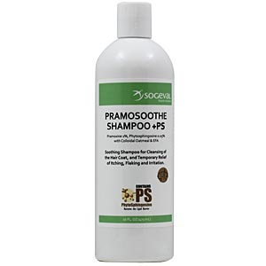 Pramosoothe Shampoo +PS, 16 oz