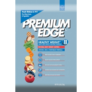 Premium Edge Healthy Weight II Control Formula Dog Food, 6 lb - 6 Pack