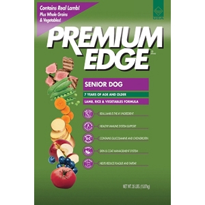 Premium Edge Senior Dog Formula Dog Food, 35 lb