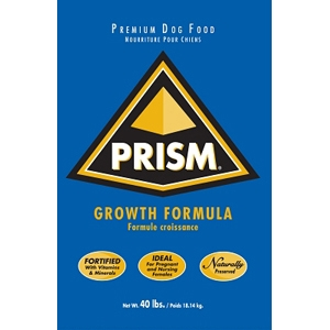 Prism Growth 28/18 Formula Puppy Food, 40 lb