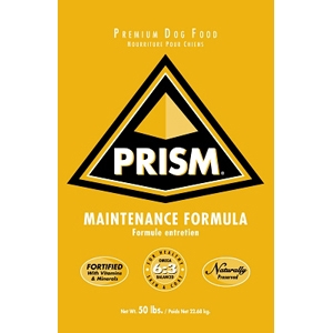 Prism Maintenance 21/12 Formula Dog Food, 50 lb