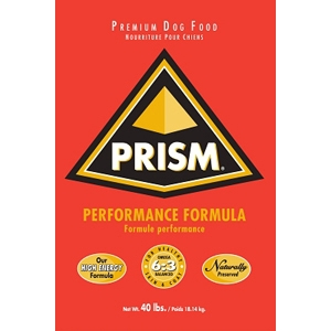 Prism Performance 30/20 Formula Dog Food, 40 lb