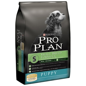 Pro Plan Small Breed Puppy Food, 18 lb
