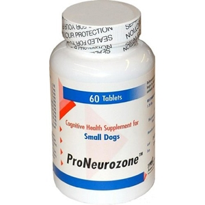 ProNeurozone for Small Dogs, 60 Tablets