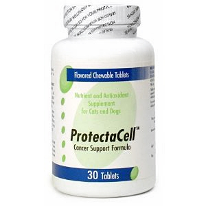 ProtectaCell Cancer Support Formula for Dogs and Cats, 30 Tablets