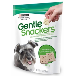 Purina Gentle Snackers Hypoallergenic Dog Treats, 8 oz - 8 Pack | VetDepot.com
