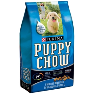 Purina Puppy Chow, 8.8 lb - 5 Pack