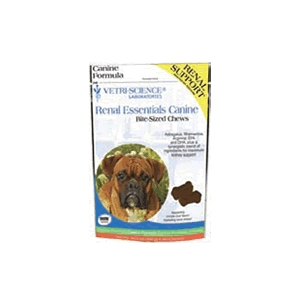 Renal Essentials Canine Bite-Sized Chews, 60 Soft Chews