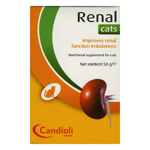 Renal Powder Kidney Support for Cats, 50 gm