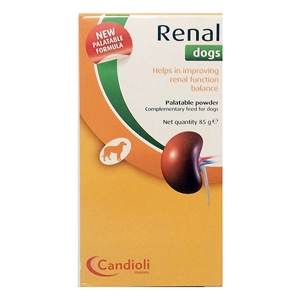 Renal Powder Kidney Support for Dogs, 100 gm