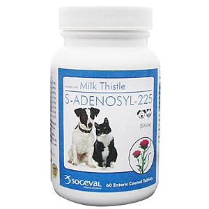 S-Adenosyl-225 (SAMe) for Dogs and Cats, 30 Tablets