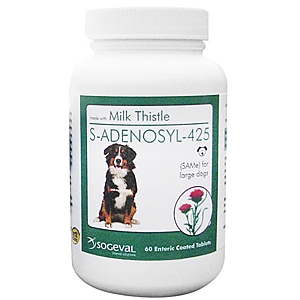 S-Adenosyl-425 (SAMe) for Large Dogs, 60 Tablets