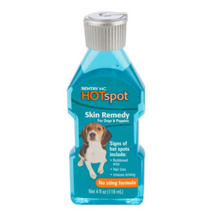 Sentry HC Hot Spot Skin Remedy for Dogs, 4 oz | VetDepot.com