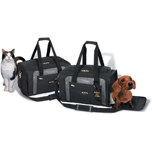 Sherpa Delta Deluxe Carrier, Black