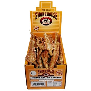 Smokehouse Chicken Skewers, 45 ct