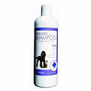 Sogeval Medicated Shampoo, 16 oz