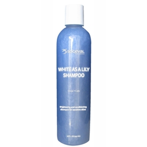Sogeval White as a Lily Shampoo, 8 oz