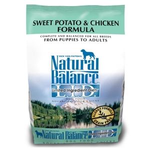 Sweet Potato & Chicken Formula Dog Food, 5 lb - 6 Pack