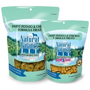 Sweet Potato & Chicken Formula Dog Treats, 8 oz - 12 Pack