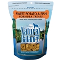 Sweet Potato & Fish Formula Dog Treats, 14 oz - 12 Pack