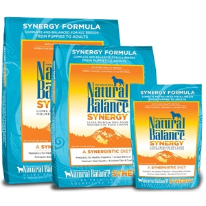 Synergy Ultra Formula Dog Food, 5 lb - 4 Pack