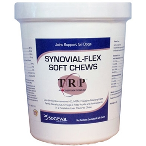 Synovial-Flex TRP for Dogs, 60 Soft Chews