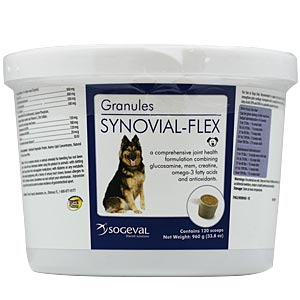 Synovial-Flex Joint Care Granules for Dogs, 960 gm