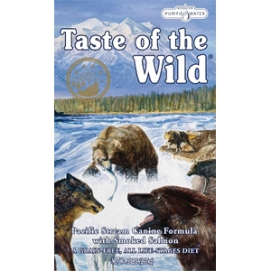 Taste of the Wild Pacific Stream Canine Formula, 5 lb - 6 Pack