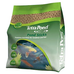 TetraPond Pond Sticks Fish Food, 6.6 lb