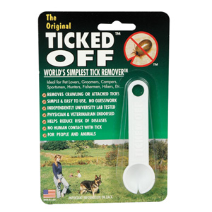 Ticked OFF Tick Remover for Pets | VetDepot.com