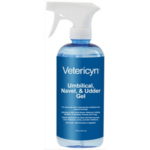 Vetericyn Umbilical, Navel & Udder Gel, 16 oz | VetDepot.com