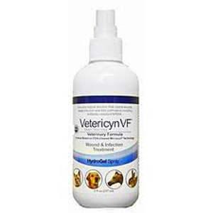 Vetericyn VF HydroGel Wound & Infection Care, 4 oz | VetDepot.com