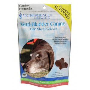 Vetri-Bladder Canine, 60 Bite-Sized Chews | VetDepot.com