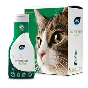 Viyo Veterinary Cat, 150 mL - 3 Pack