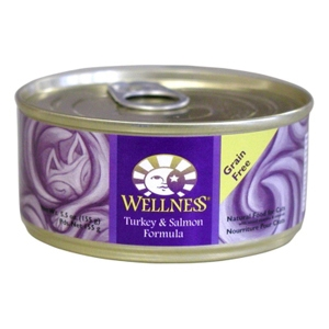 Wellness Complete Health Cat Food Turkey & Salmon, 5.5 oz - 24 Pack
