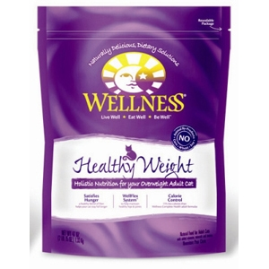 Wellness Complete Health Healthy Weight Cat Food, 40 oz - 6 Pack