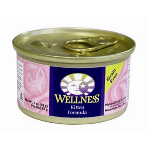 Wellness Complete Health Kitten Food, 3 oz - 24 Pack