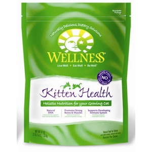 Wellness Complete Health Kitten Food, 47 oz - 6 Pack