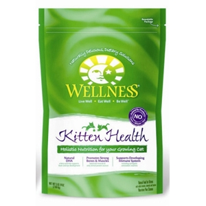 Wellness Complete Health Kitten Food, 5.8 lb - 4 Pack