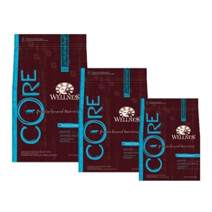 Wellness Core Ocean Recipe Dog Food, 4 lb - 6 Pack
