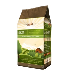 Whole Earth Farms Dog Food Adult Formula, 8 lb - 5 Pack