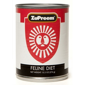 ZuPreem Exotic Feline Diet, 14 oz - 24 Pack