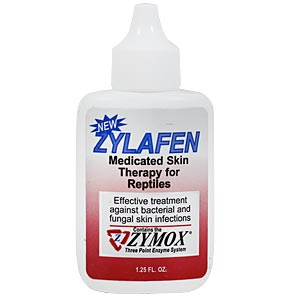 Zylafen Medicated Skin Therapy for Reptiles, 1.25 oz