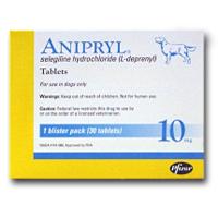 Anipryl Selegiline 10 Mg 30 Tablets Vetdepot Com