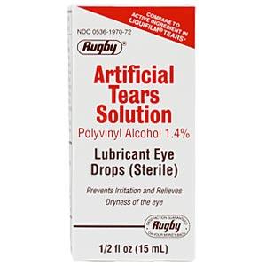 Artificial Tears Ophthalmic Solution 15 Ml Vetdepot Com
